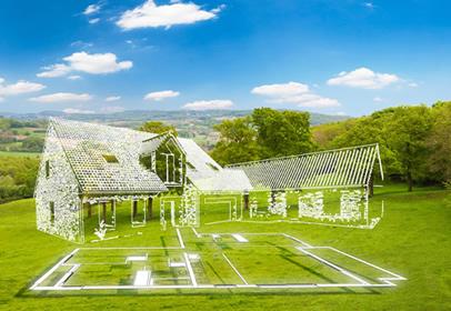 Logiciel travaux maison module de cration de formes for Creation jardin 3d